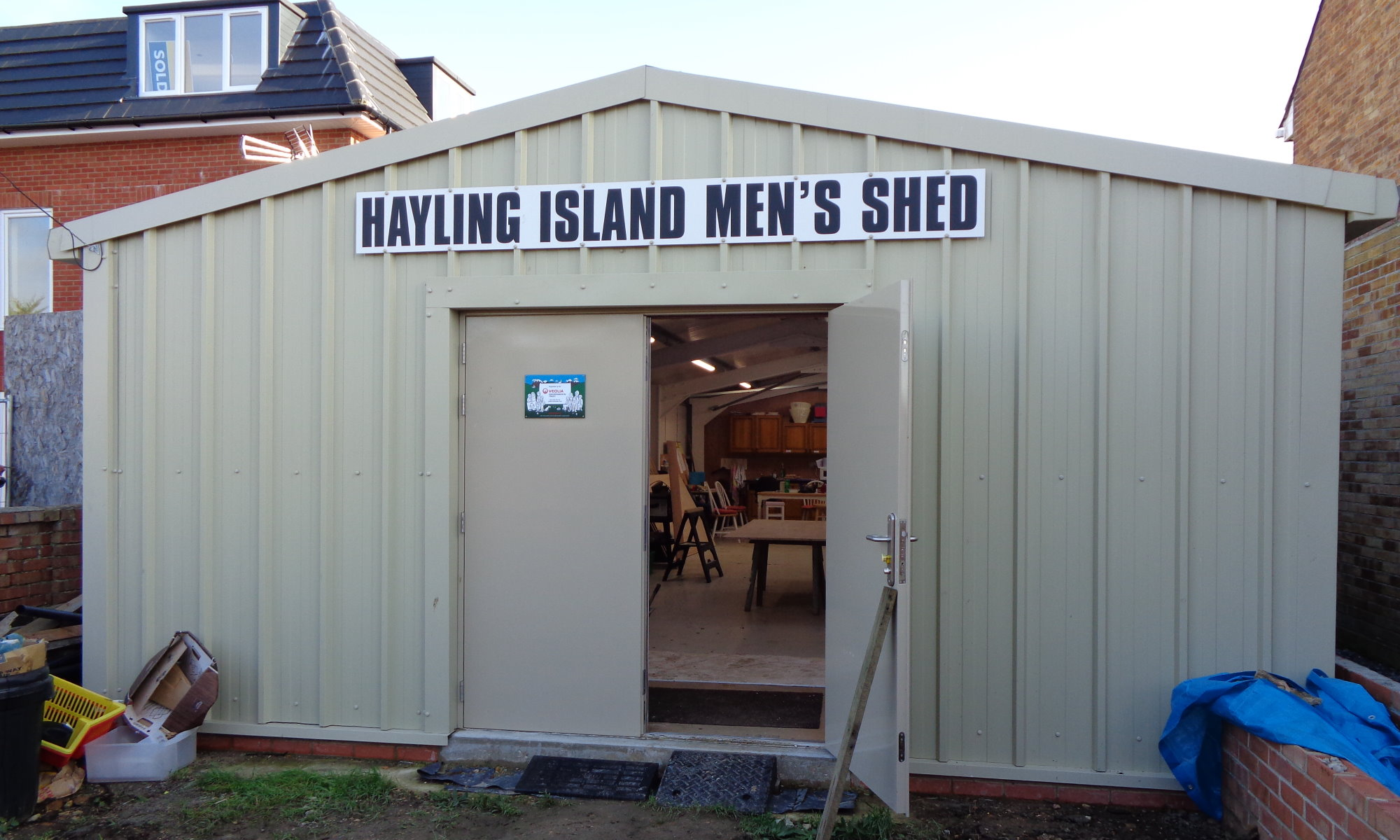 Hayling Island Men's Shed